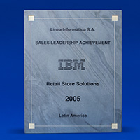Sales Leadership Achievement
