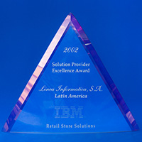 Solution Provider Excellence Award